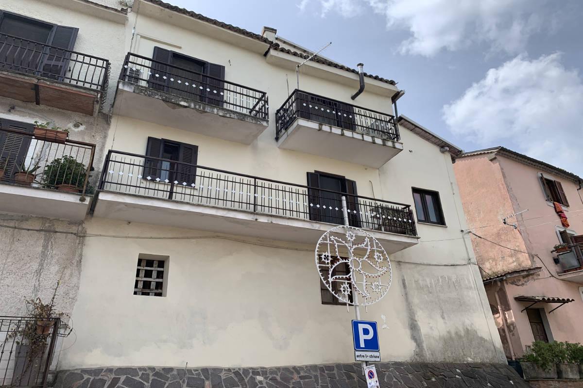 appartamento indipendente  Supino